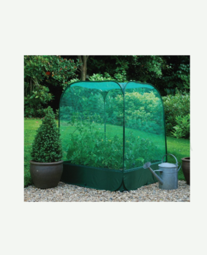 pop up malla para grow bed