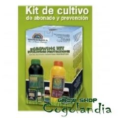 Kit de cultivo Evolution Protection 8