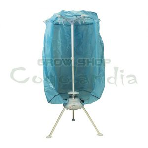 Cogolandia.com brings you the product that will revolutionize the drying of your marijuana. The automatic electric dryer with a fan makes it easier for you to dry the buds much faster and more efficiently than other systems on the market, in a maximum of 7 days you will have your flowers ready to enjoy, with an intense and long-lasting aroma and flavor.