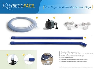 Kit Riego Facil Automatico