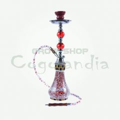 Cachimba Double Princess 49 cm