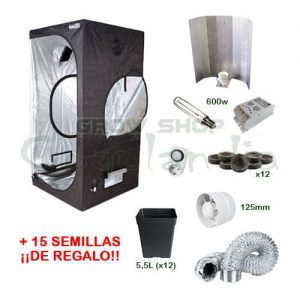 KIT for indoor cultivation basic 8
