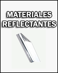 Materiales reflectantes