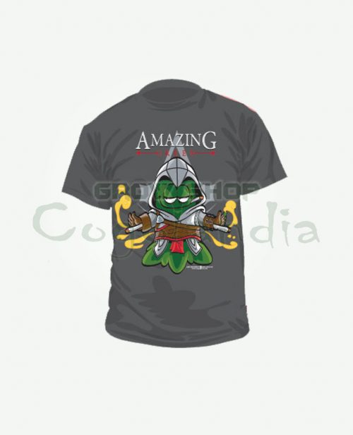 camiseta-amazing-green