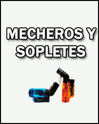 Mecheros y sopletes
