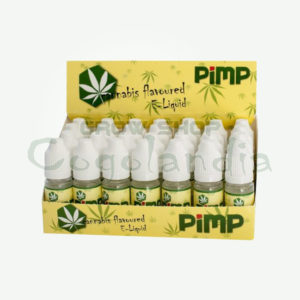 E-Liquido Cannabis 10ml