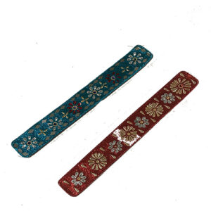Colored wooden tablet for incense 1