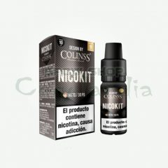 Nicokit 10ml Colins 4