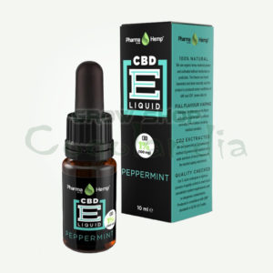 E-Liquido PharmaHemp 10ml