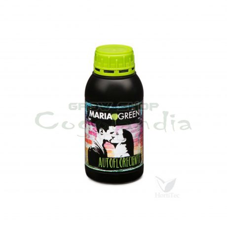 fertilizante autofloracion maria green 500ml