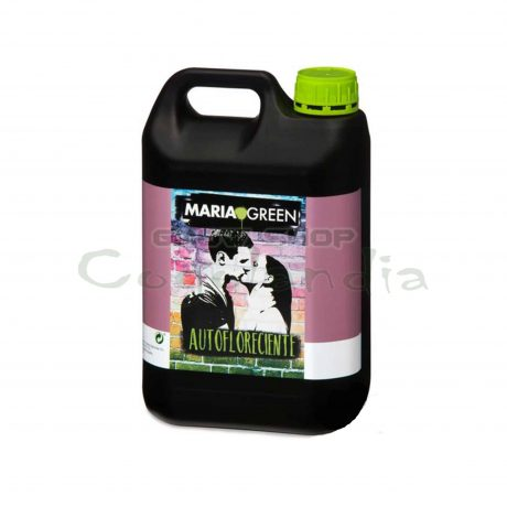 fertilizante autofloreciente maria green 5L