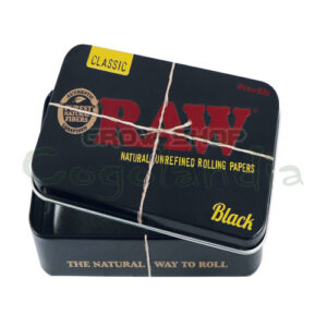 Raw Metal Black XL Box 25