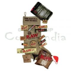 RAW Santa Sock (Pack Calcetín Exclusivo) 3