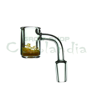 Banger Quartz Thermal, It will not be a simple substitute for your current banger, if not, an improvement for your bong. With an impeccable finish in super resistant quartz, which will keep the heat and will not take away any flavor, it will also notify you by changing color when it reaches the ideal temperature. An excellent buy with a great price.